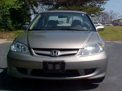2004 Honda Civic EX Sedan | Jordan Cars