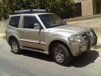 mitsubish pajero sport. 2 door | jordan cars