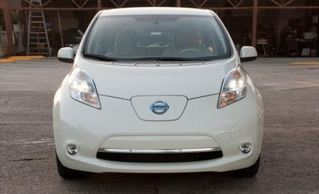 Nissan Leaf Electric Jordan Cars